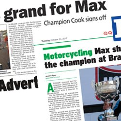 Max Cook BHGP Press release coverage