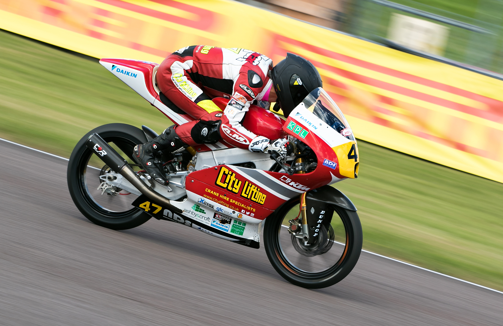 Jake Archer Motostar Thruxton July 2016