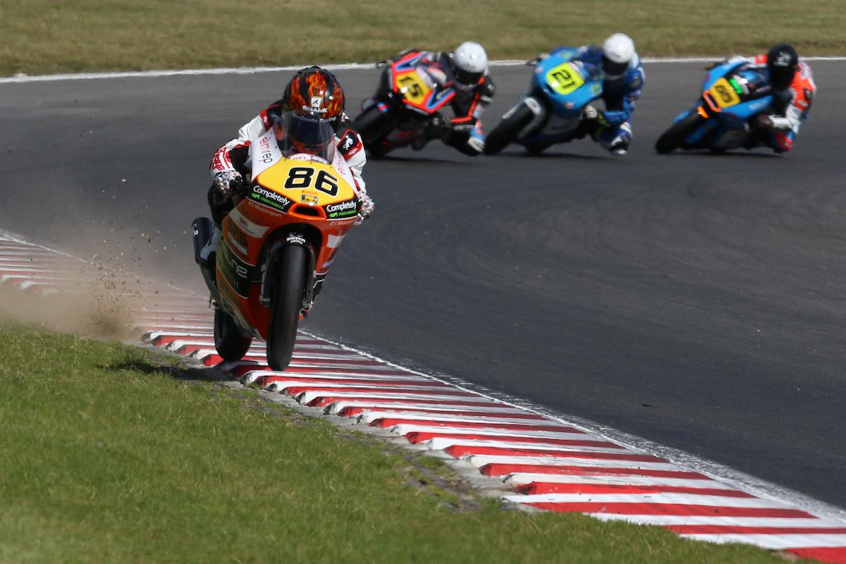 Charlie Nesbitt Motostar Brands Hatch GP August 2016