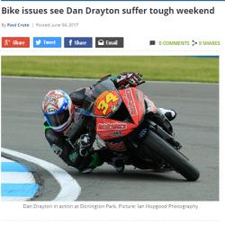 Dan Drayton Scunthorpe Telegraph