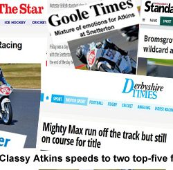 wilson racing snetterton news reports