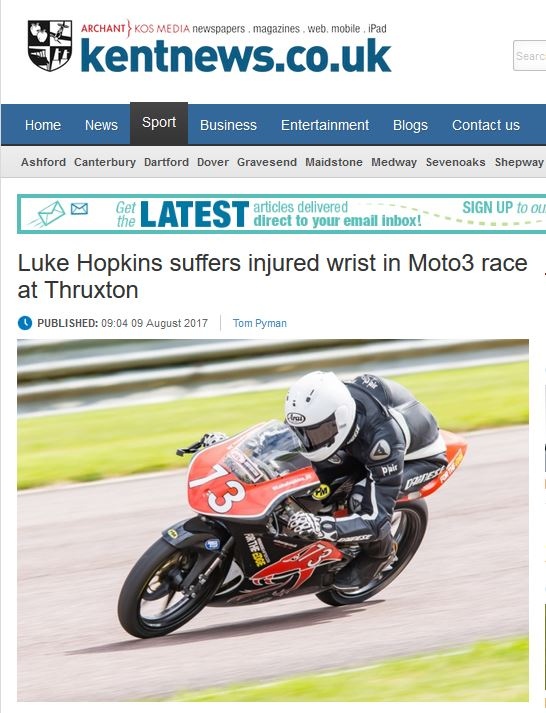 Luke Hopkins KentNews.co.uk