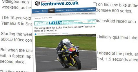 Luke Hopkins Kentnews.co.uk 11102017