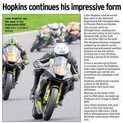 20180418 Luke Hopkins Sittingbourne Extra