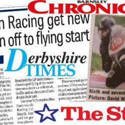 WIlson Racing Motostar Brands Hatch Indy 2018