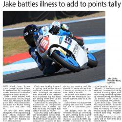 Jake Clark Bromsgrove Advertiser Motostar Knockhill 2018