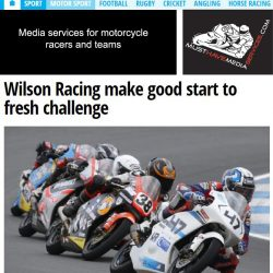Wilson Racing 2019 ETC Estoril
