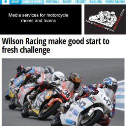 Wilson Racing 2019 ETC Estoril