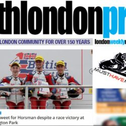 South London Pres 31 May 2019 Cameron Horsman