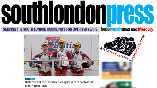 South London Pres 31 May 2019 Cameron Horsman #BritishTalentCup @cameronhorsmanracing