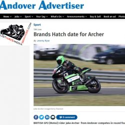 Andover Advertiser Jake Archer BHGP preview 2019