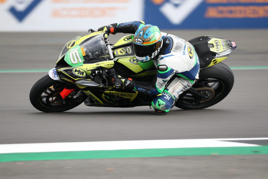 Luke Hopkins Silverstone National 2020 Superstock 1000