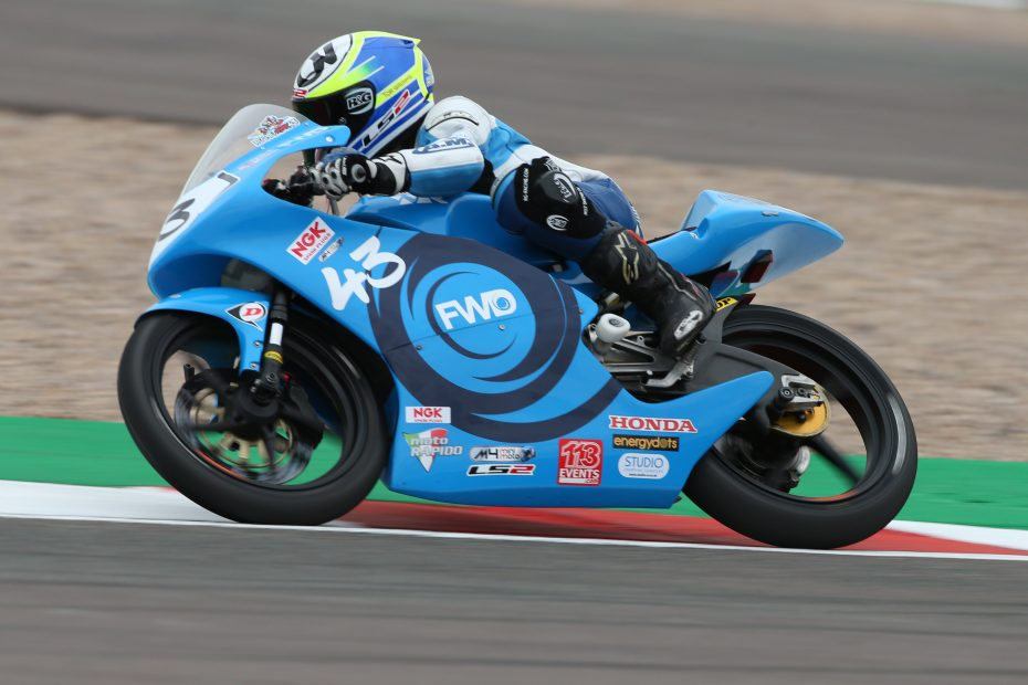 Ryan Hitchcock Wilson Racing Donington Park October 2020